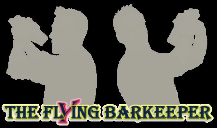The Flying Barkeeper - 1001 Cocktails aus aller Welt