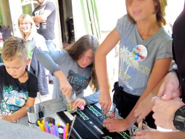 The Flying Barkeeper Kids Happy Hour Angebote für Ihre private Feier