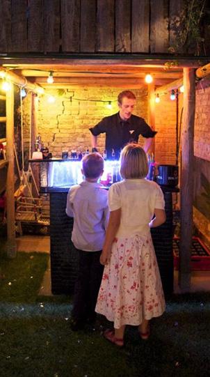 The Flying Barkeeper Kids Happy Hour II Angebote für Ihre private Feier