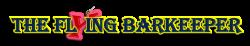 Logo-TheFlyingBarkeeper - Schriftzug