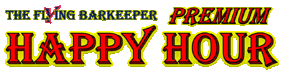 Button The Flying Barkeeper Angebote Premium Happy Hour wp